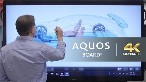 Aquos Interactive Boards 2