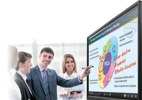 Aquos Interactive Boards