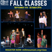 Register for Fall Classes at Mill Mountain Theatre Conservatory