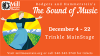 The Sound of Music at Mill Mountain Theatre