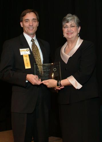 2014 Roanoke Regional Chamber of Commerce Small Business Award