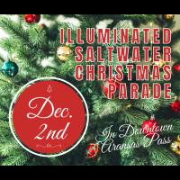 Illuminated Saltwater Christmas Parade 2021