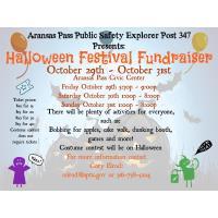 Halloween Festival Fundraiser