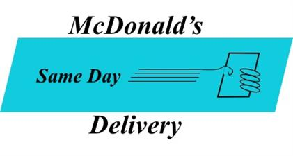 McDonald's Delivery