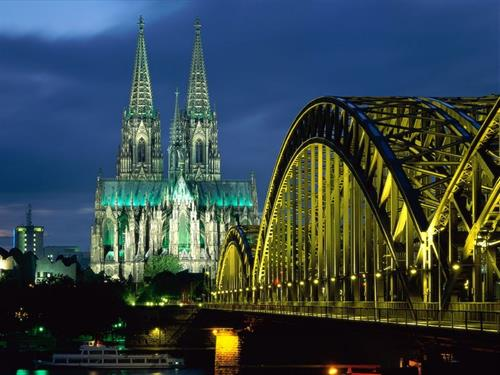 Cologne Cathedral -  Cologne, Germany