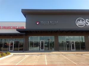 Above & Beyond Veterinary Hospital