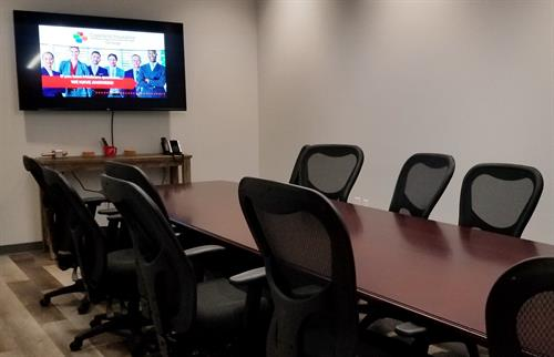 Complimentary use of Conference Room
