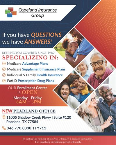 Pearland Copeland Insurance Group