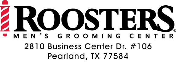 Roosters Men's Grooming Center Pearland
