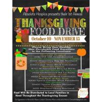 Absolute Hospice Presents 1st Annual Food Drive