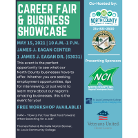 2021 Business Showcase & Career Fair