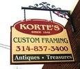 Korte's Custom Framing and Antiques