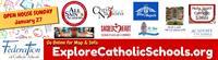 Catholic Schools Week - Open House Sunday