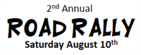 Soroptimist 2nd Annual Road Rally Fundraiser