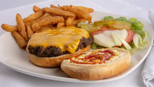1/2 Lb Burger