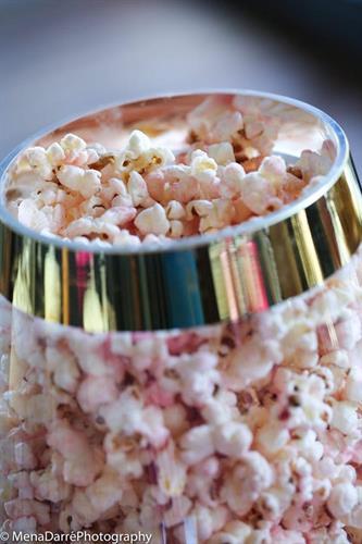 Blissfully Popped Popcorn