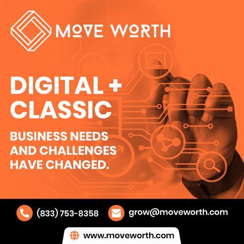 MoveWorth social media