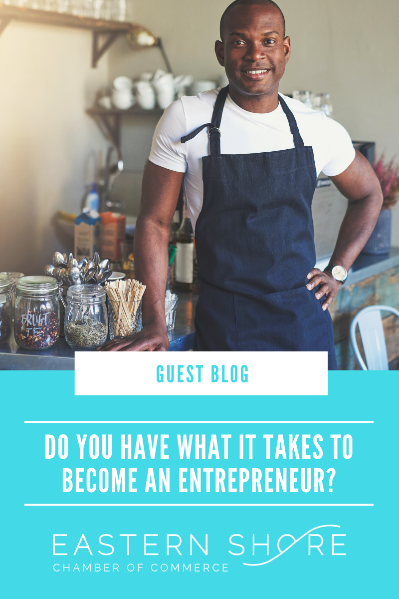 Image for Do You Have What It Takes to Become an Entrepreneur?