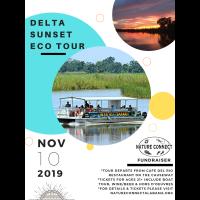 Delta Sunset Eco Tour