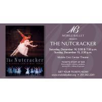 Mobile Ballet's The Nutcracker