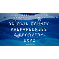 CANCELED - 2020 Baldwin County Disaster Preparedness & Recovery Expo