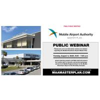 Mobile Airport Authority Master Plan webinar
