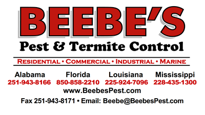 Beebe's Pest & Termite Control