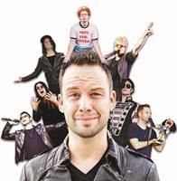 Comedy, Magic & Impressions! Brandon Styles VARIETY SHOW