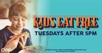 Kids Eat Free at OWA