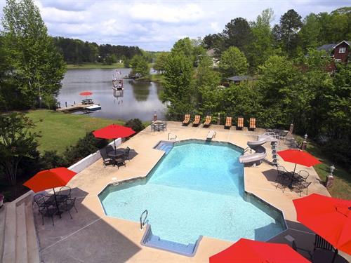 Lake Homes Across Alabama