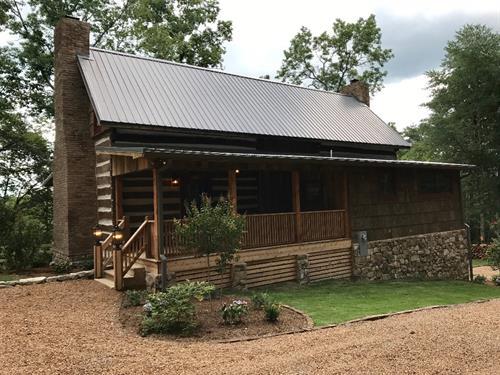 Alabama Mountain Cabins