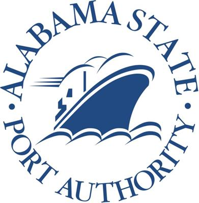Image result for alabama state port authority logo