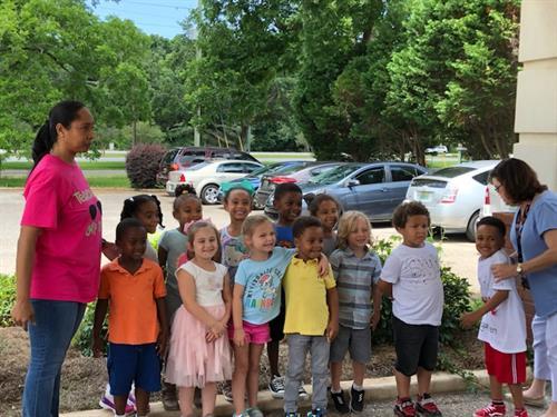 Sponsoring Kindergarten Graduation Jubilee Headstart