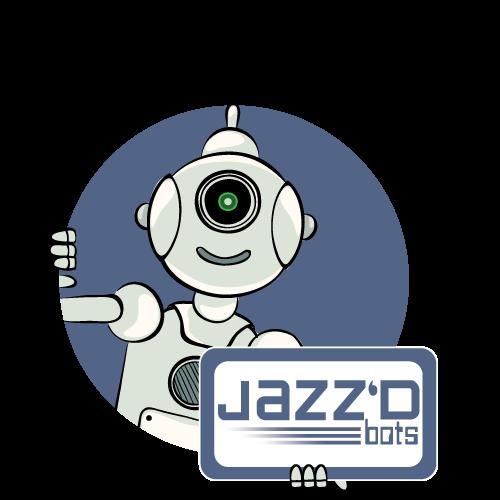 Jazz'dBots logo (www.jazzdbots.com)