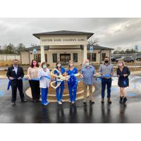 Eastern Shore Children's Clinic Ribbon Cutting