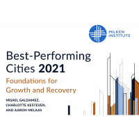Milken Institute's 2021 Best-Performing Cities Report Ranks Baldwin County as the 5th Best-Performing Small Metro in the U.S.