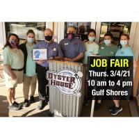 Gulf Shores Original Oyster House Hosts Job Fair