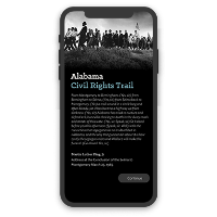 Alabama Tourism Department Launches New and Improved Alabama Civil Rights Trail App
