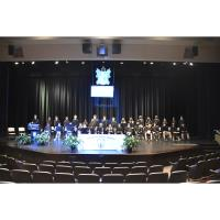 Bayside Academy Inducts 34 into National Honor Society