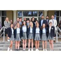 Bayside Academy Holds Bridge Ceremony to Recognize Scholars