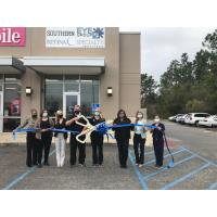 Southern Eye Group Celebrates its Business with an Open House and Ribbon Cutting