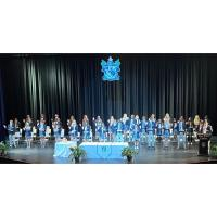Bayside Academy Inducts 43 Students into National Junior Honor Society