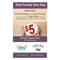 One Family One Day Campaign