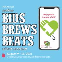 7th Annual Bids Brews Beats Silent Auction