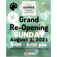 Hammer & Stain Eastern Shore Grand Re-Opening