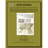 Baldwin County Archives & History Book Signing Event