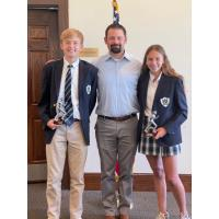 Bayside Students Named Mobile Optimist Club's Runners of the Week