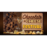 2021 Chocolate & Cheese Festival