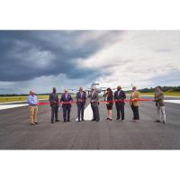 Runway 14/32 Reopening at the Mobile Downtown Airport