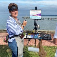 Eastern Shore Art Center Hosting 3rd Annual Outdoor Painting event Plein Air Fairhope!